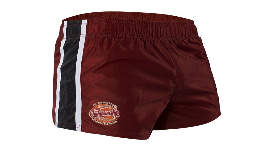 Rugby Pro Short Maroon Lifestyle Image
