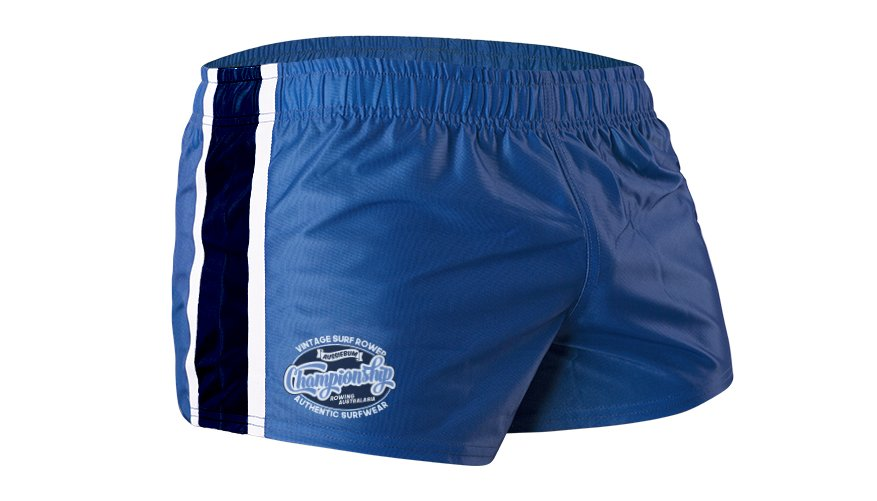 Rugby Pro Short Blue Lifestyle Image