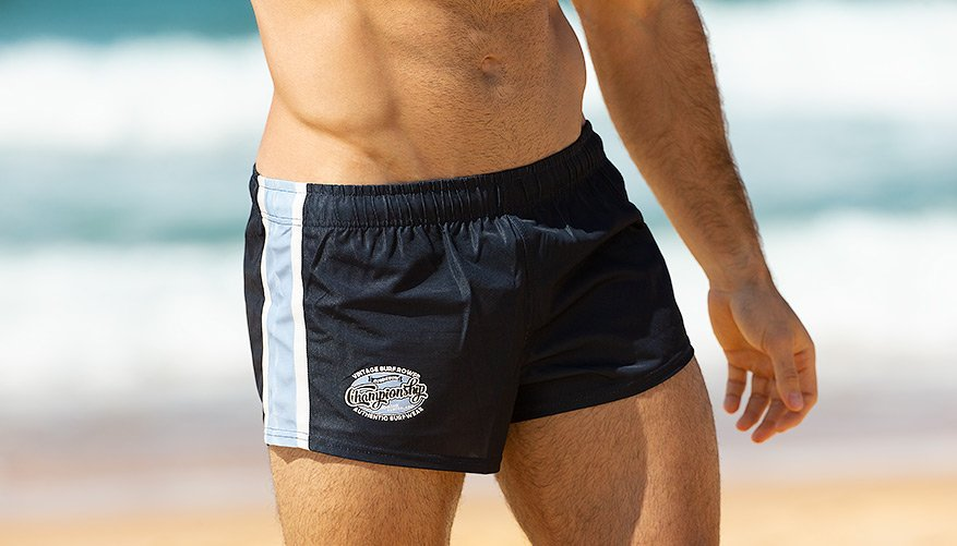 Rugby Pro Short Ocean Lifestyle Image