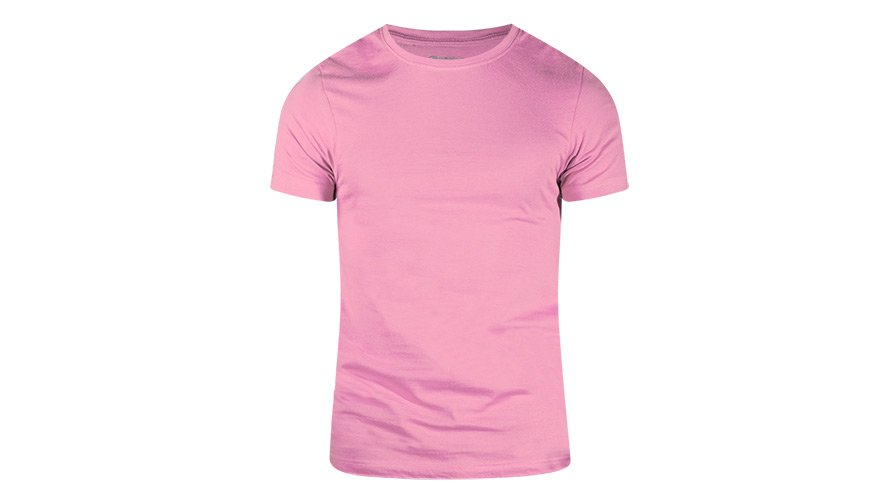 Pima Cotton Round Pink Lifestyle Image