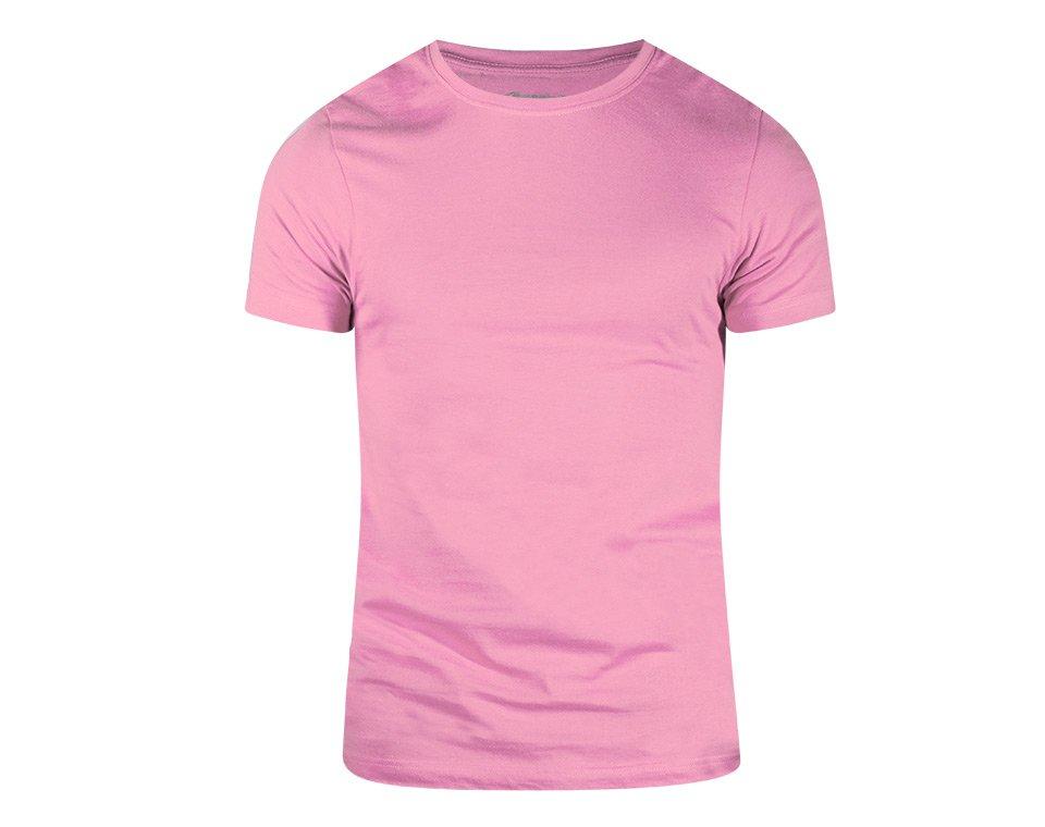 Pima Cotton Round Pink Main Image