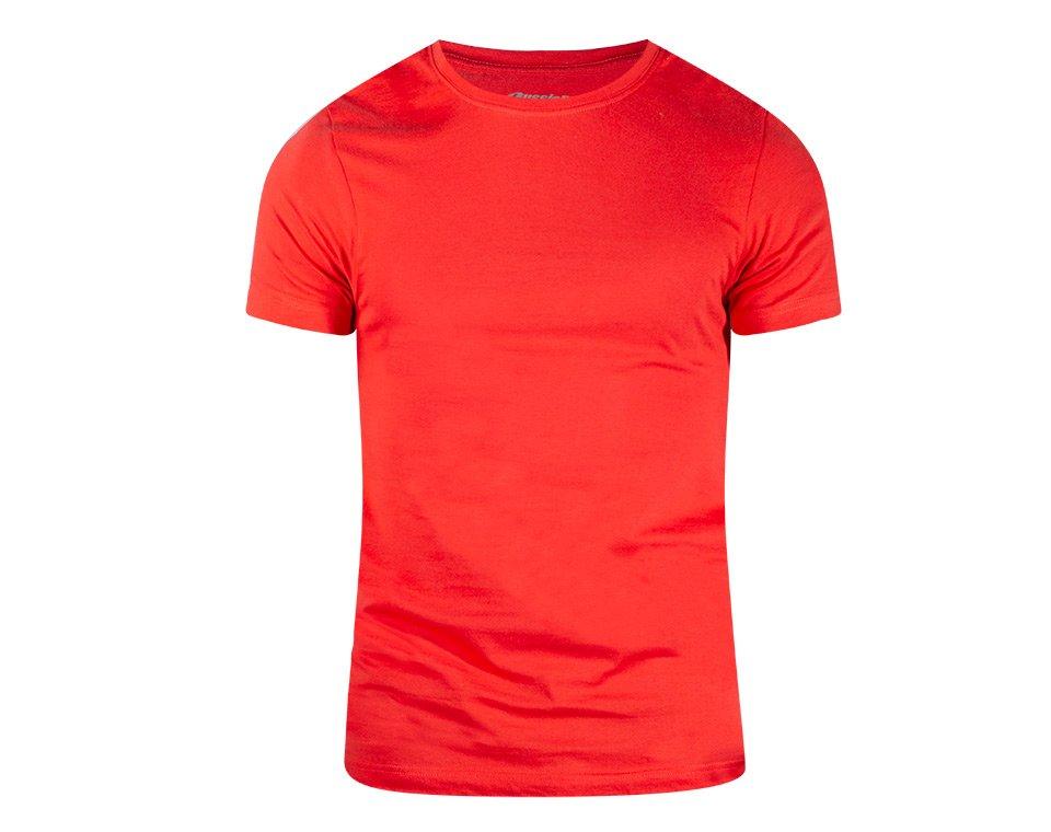Pima Cotton Round Red Main Image