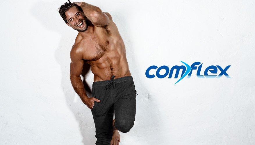 ComFlex Black Lifestyle Image