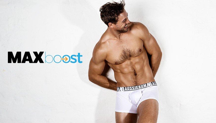 MAX Boost White