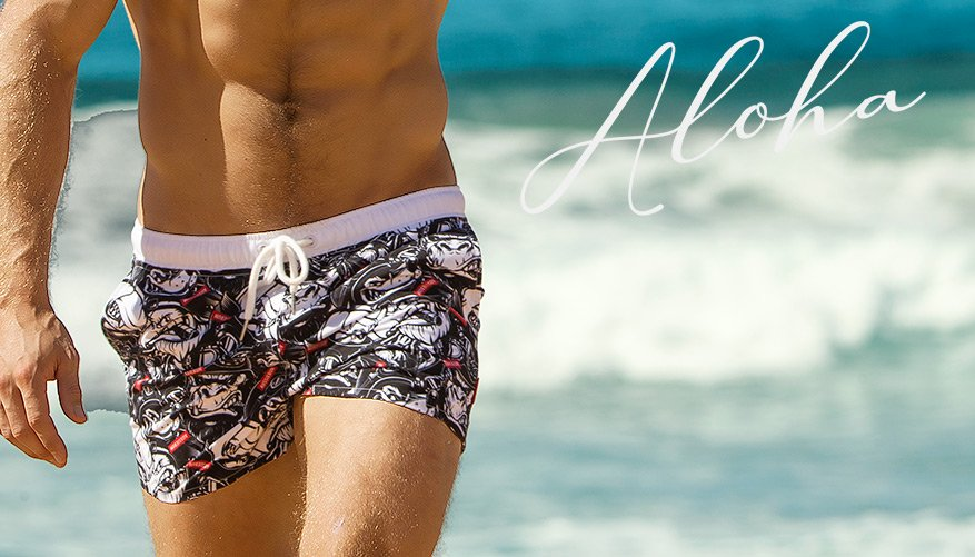 Aloha Black Lifestyle Image