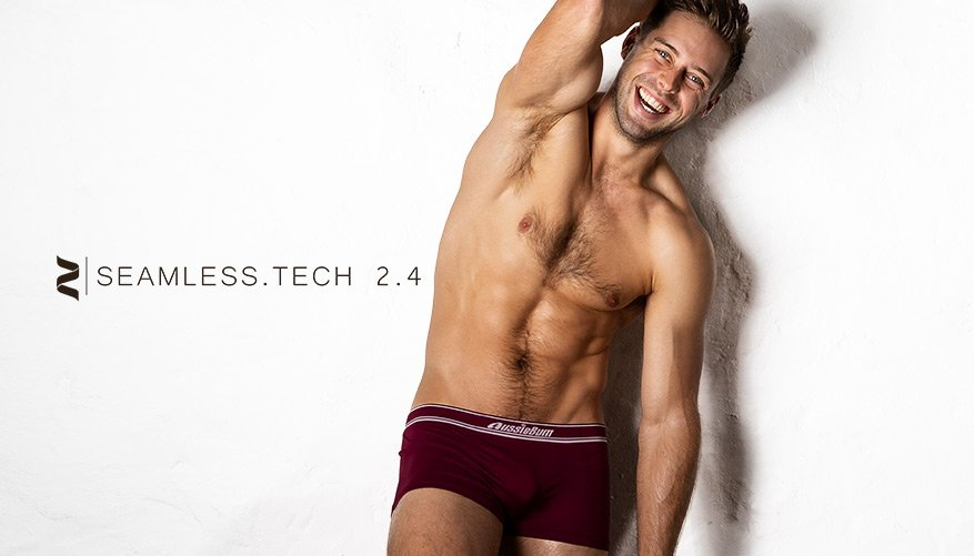 Seamless.Tech 2.4 Maroon Lifestyle Image