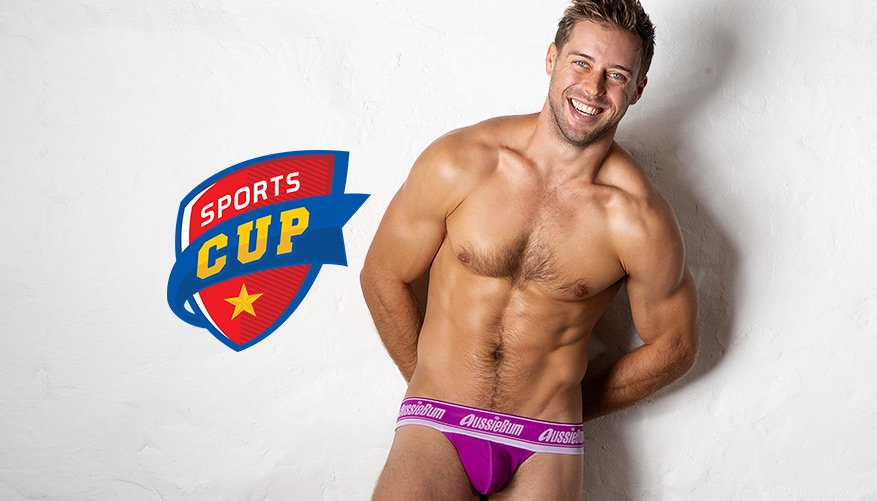 SportsCup Purple Lifestyle Image