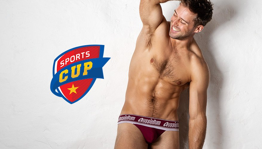 SportsCup Maroon Lifestyle Image