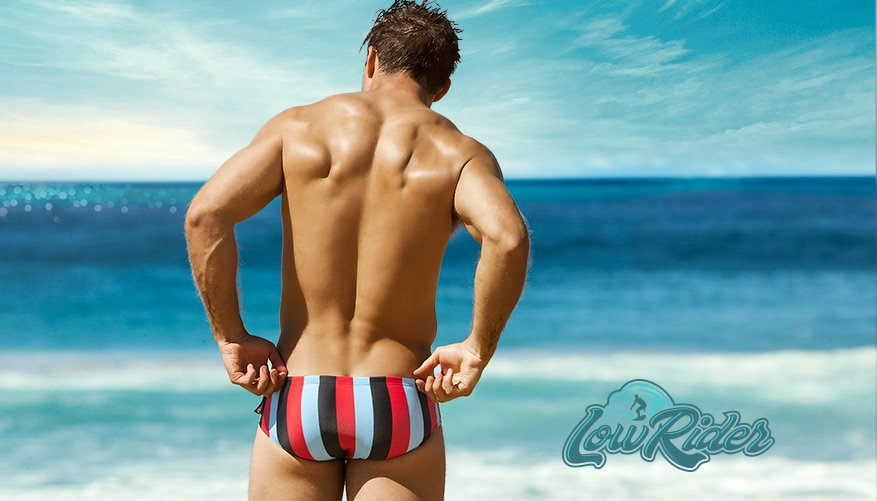 Lowrider Stripes Black Lifestyle Image