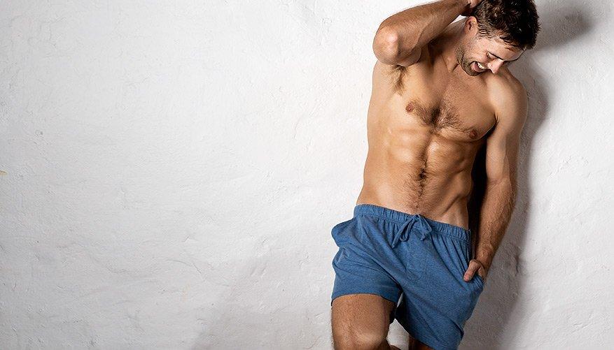 Dreamtime - Shorts - Blue