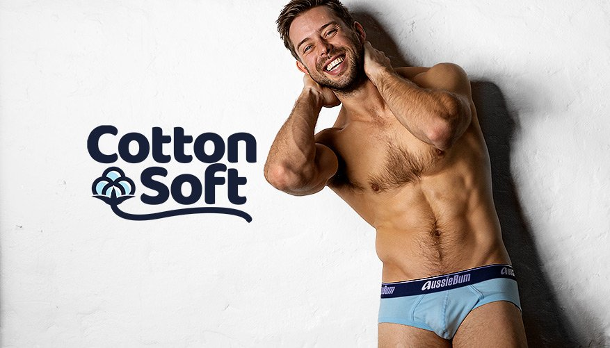 Cotton Soft - Brief - Ice Blue Video Image