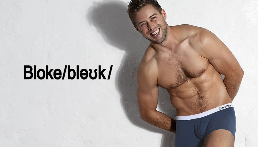 Bloke Navy/Blue/Grey Lifestyle Image