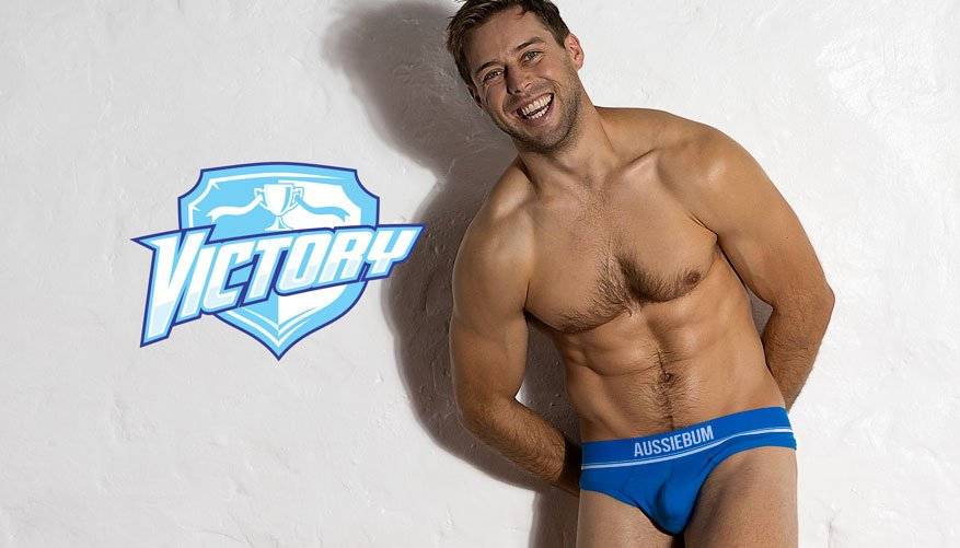 Victory - Thong - Blue