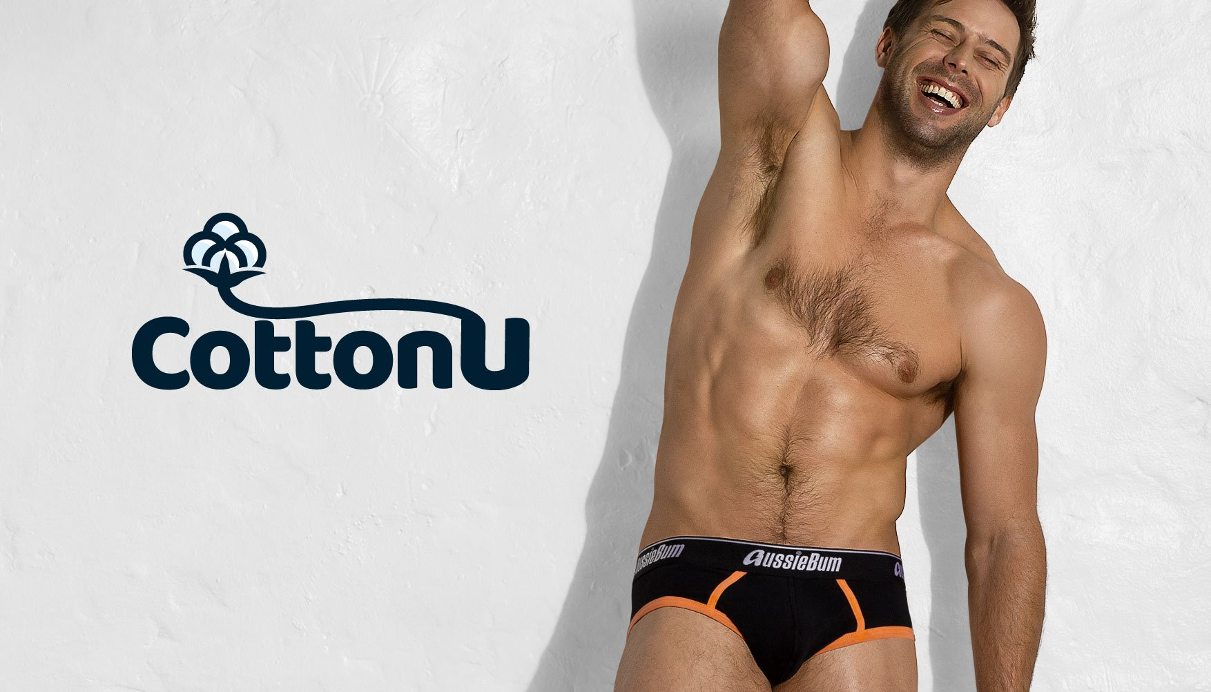 Cotton U - Orange Brief-