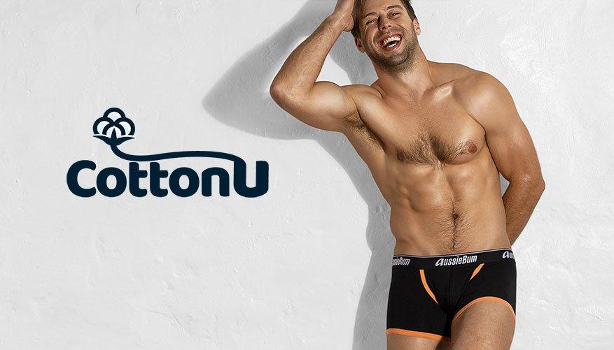 Cotton U - Orange - Hipster