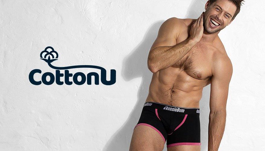 Cotton U - Pink - Hipster-