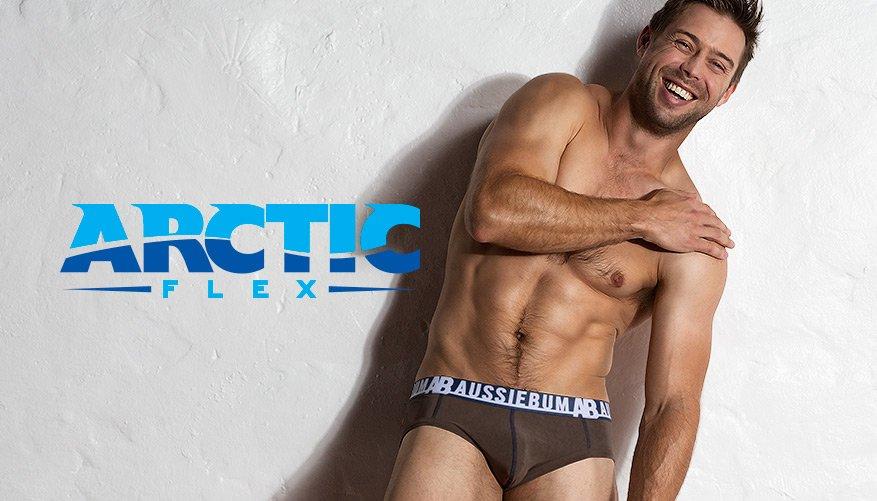 Arctic Flex - Brief - Mustard Marle
