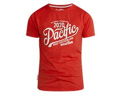 Designer Tee Pacific Red Main Image