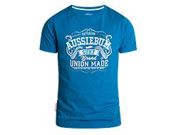 Designer Tee Union Blue Main Image