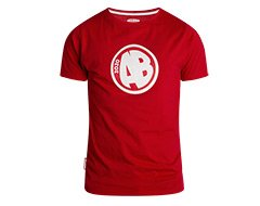 Designer Tee AB Red Main Image