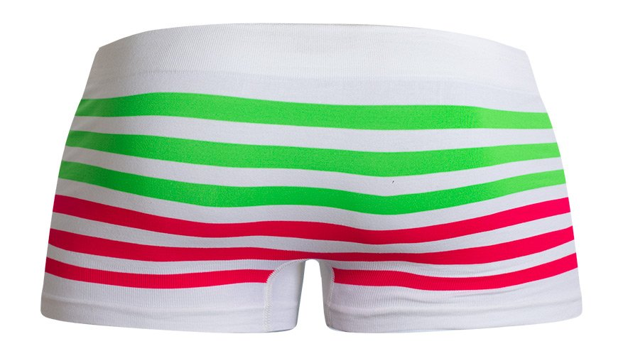 Bodystretch White Green Lifestyle Image