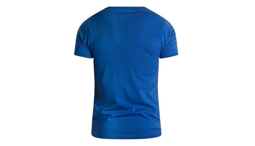 Designer Tee Bondi Blue Lifestyle Image