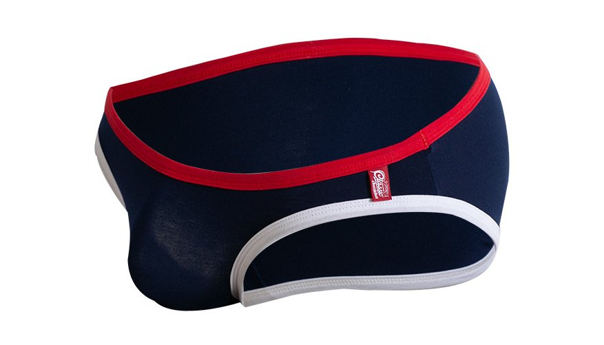 TeeBall Navy Red Lifestyle Image