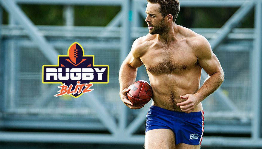 aussieBum - Rugby Blitz Video Image