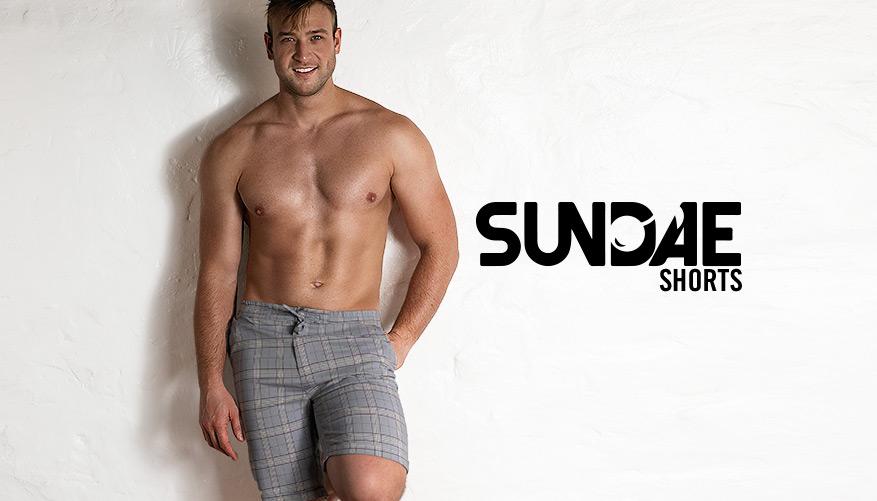 Sundae Shorts - Gray