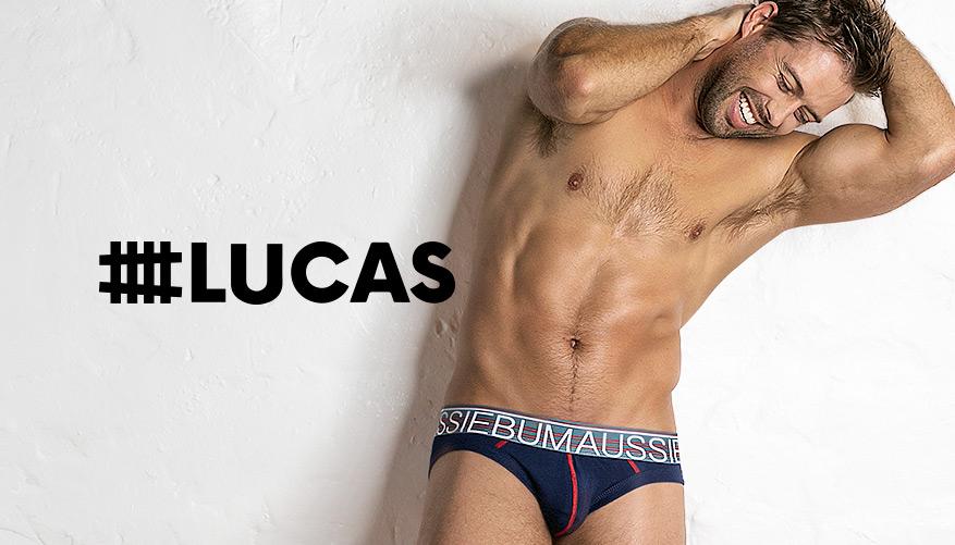 Luacs - Brief - Navy-