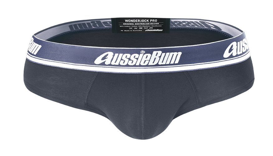WJ Pro Brief Charcoal Lifestyle Image