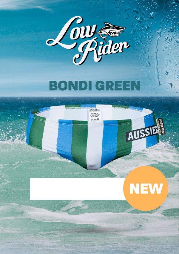 Lowrider Bondi Green Homepage Image