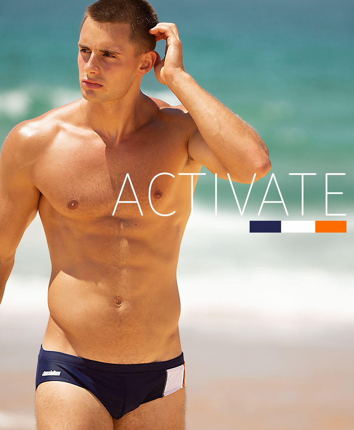 Activate Navy Homepage Image