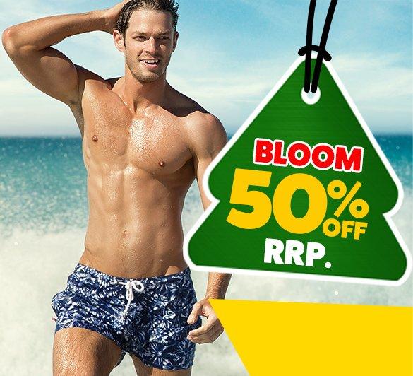 Bloom Navy Homepage Image