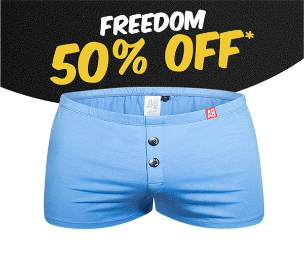 Freedom Blue Homepage Image