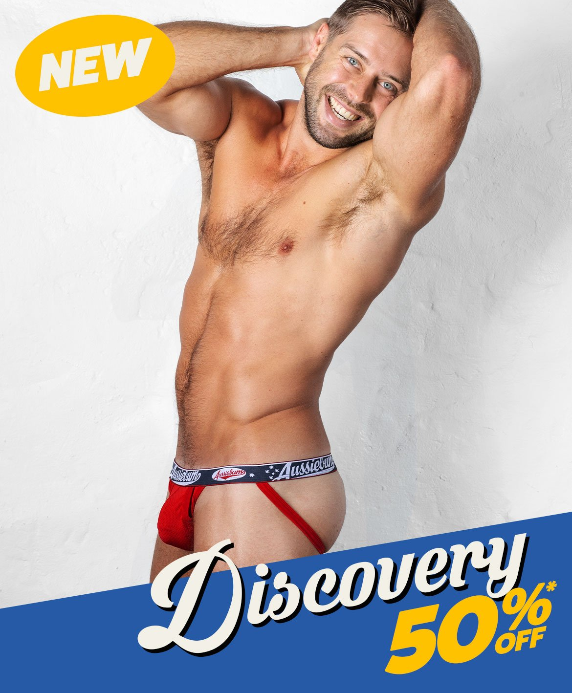 Discovery Red Homepage Image