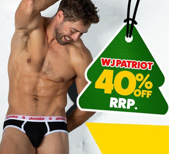 WJ Patriot Brf Black Homepage Image