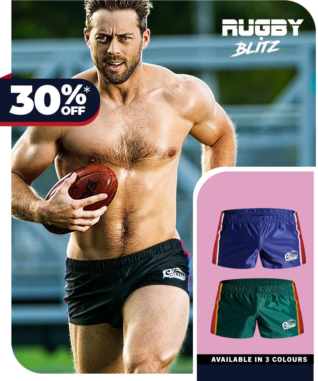 Rugby Blitz Black Homepage Image