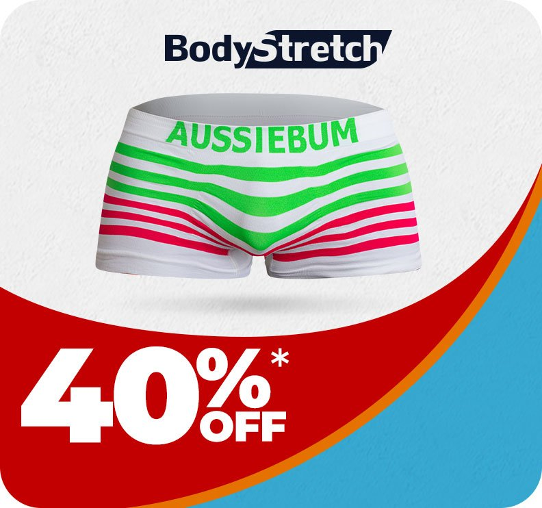 Bodystretch White Green Homepage Image
