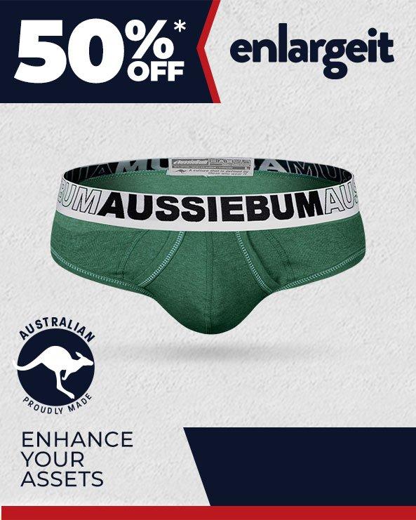 EnlargeIT Green Marle Homepage Image