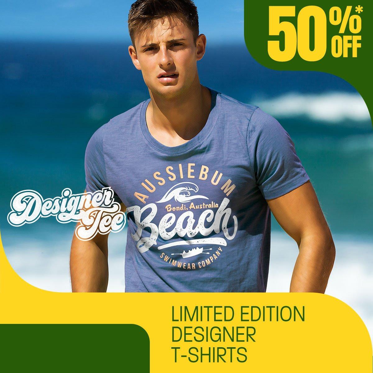 Designer Tee Bondi Denim Homepage Image