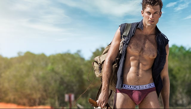 aussieBum undewear - 'CottonRidge' Video Image