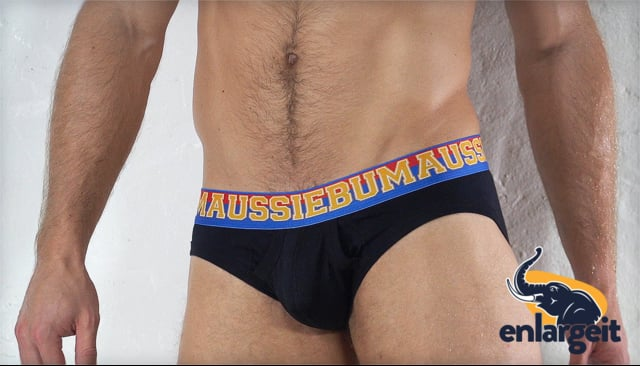 EnlargeIT Sport Brief Black Video Image